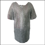 Chainmail Shirts Hauberks and Haubergeons