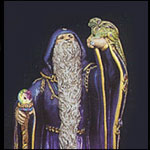 Wizards Figurines