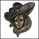 Masks - Decorative Venetian and Iron Masks
