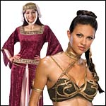 Costumes - Fantasy - Gothic - Medieval - Renaissance - Pirate - Star Wars - Wizards and Witches