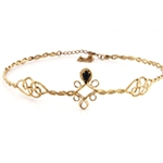 Adjustable Golden Circlet 110130