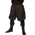 Medieval Pants - Brown
