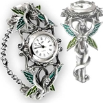 Artemisia Bracelet Watch Pewter Alchemy 17-AW20