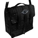 Empire Intrepid Valise Black Shoulder Bag Alchemy LG62