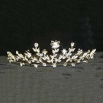 Filigree Crystal Tiara
