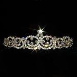 Fancy Crystal Tiara 172-11149