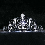 Fancy Gate Wire Tiaras 172-15262