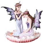 Fairy Sisters Sculpture
