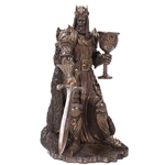 King Arthur Sculpture