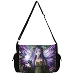 Mystic Aura Messenger Bag