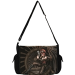 Steampunk Assassin Messenger Bag