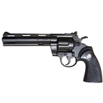 .357 Magnum Revolver 6in Barrel Non-Firing Gun Replica