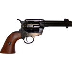 Colt 45 Peacemaker M1873 Black Finish Revolver Non Firing