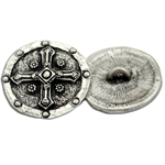 Shield Cross Buttons 107.1320