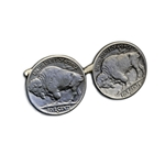 Buffalo Head Nickel Cufflinks 136.1233