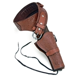 Deluxe Fast Draw Holster 24-04-100M