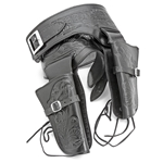 Double Rig Leather Holster 24-04-220M