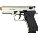 Dicle 8000 Blank Firing 9mm Pistol Satin Finish 2438-7014