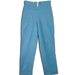 Civil War Enlisted Men's Infantry Trousers Blue