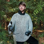Riveted Aluminum Chainmail Armor Shirt 26-300138