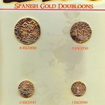 Replica Gold Doubloon Coins 26-801690