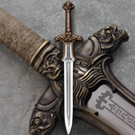 Conan Miniature The Atlantean Sword Letter Opener 88420