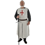 Knight Templar Surcoat in Wool GB0215