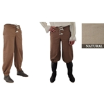 Pirate Pants, Natural, Large