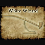 White Wizard Pipe
