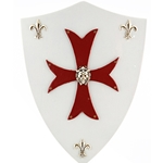 Crusader Knights Mini Shield AG880