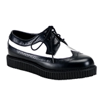 Creeper Leather Wingtip Shoes 34-3195