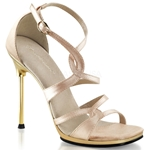Chic Criss Cross Ankle Sandal