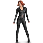 The Avengers Black Widow Elite Plus Costume