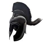 Trojan Corinthian Helmet Plume and Tail