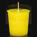 Positive Energy Herbal Votive Candle 45-CVHPOS