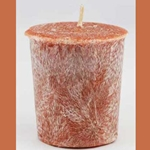 Palm Oil Votive Candle - Cinnamon 45-CVSPCI
