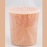 Palm Oil Votive Candle - Sandalwood 45-CVSPSA