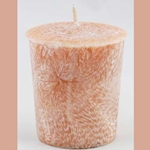 Palm Oil Votive Candle - Vanilla 45-CVSPVA
