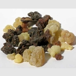 Frankincense & Myrrh Granular Incense Chunks