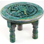 Round Tree of Life Altar Table 45-RA648S