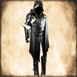 Assassin - Complete Leather Armor Set