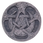 Moon Pentacle Stone Magnet 66-114MPS