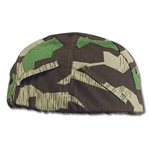 German WWII Fallschirmjager Paratrooper Splinter Camo Helmet Cover 69-1029305