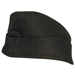 German M40 SS Panzer Overseas Side Cap - EM Enlisted - Repro