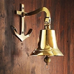 Anchor Mount Ship's Bell 802670