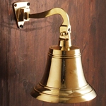 Standard Mount Brass Ship's Bell 802669