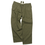 German M40 Tropical Pants WWII Repro