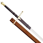 Brass Wallace Sword 901064-BS