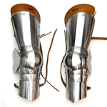 15th Century Leg Armor - 18 Gauge