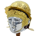 Roman Ribchester Sport and Ceremony Cavalry Helmet